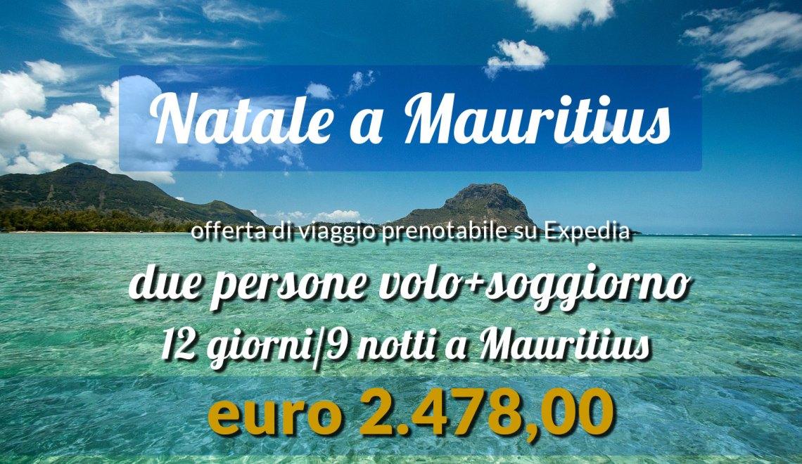 natale mauritius