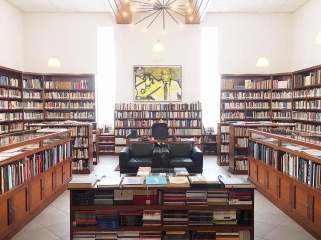 La biblioteca di José Saramago