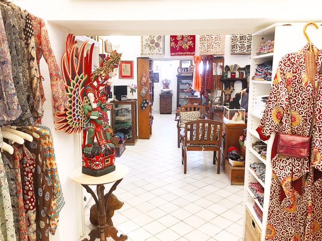 Boutique Raia abbigliamento