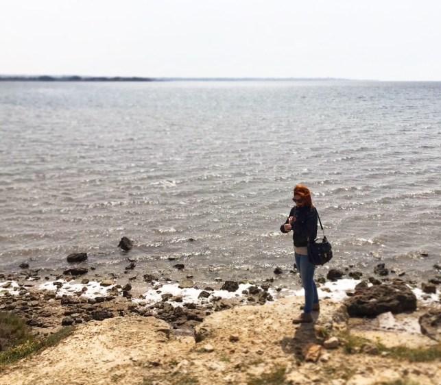 Isola di Mozia laguna Stagnone