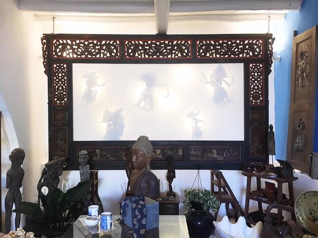 Teatro delle ombre boutique Raia