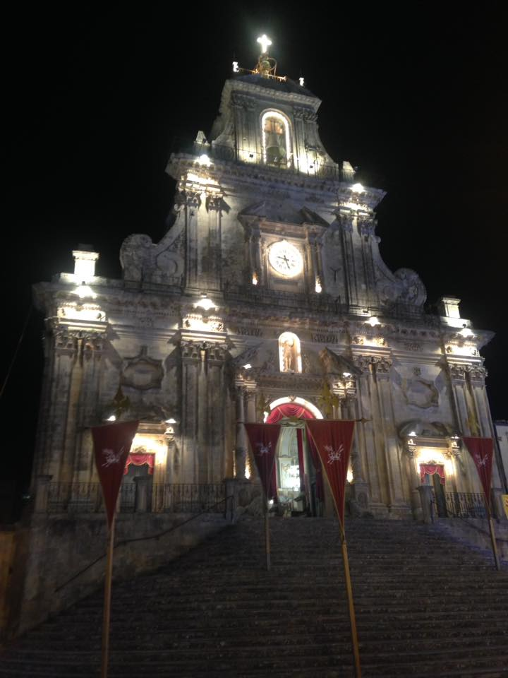 La Basilica Palazzolo Acreide