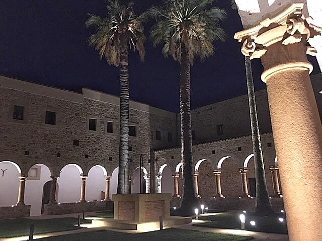 Chiostro Chiesa di San Pietro Piazza Armerina