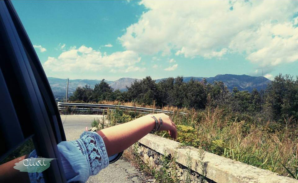 Paesaggio siciliano Ciuri Mood