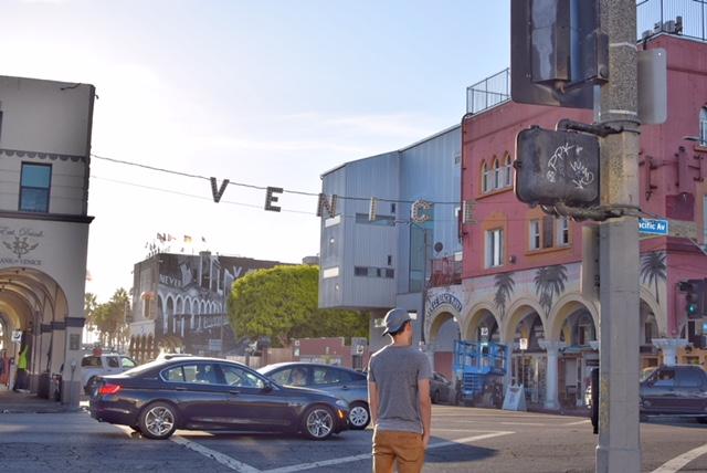 "Venice, la ""Venezia d'America"" a Los Angeles"