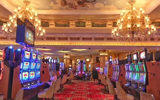 Le mille luci di Las Vegas
