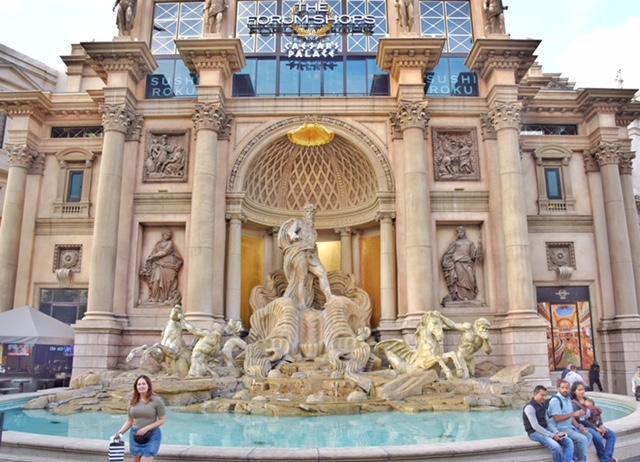 Fontana di Trevi Caesars Palace