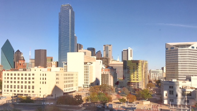 Vista Dallas da Hyatt Regency