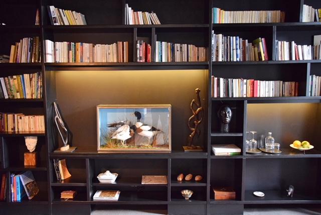 Biblioteca suite Amadeo de Souza Cardoso