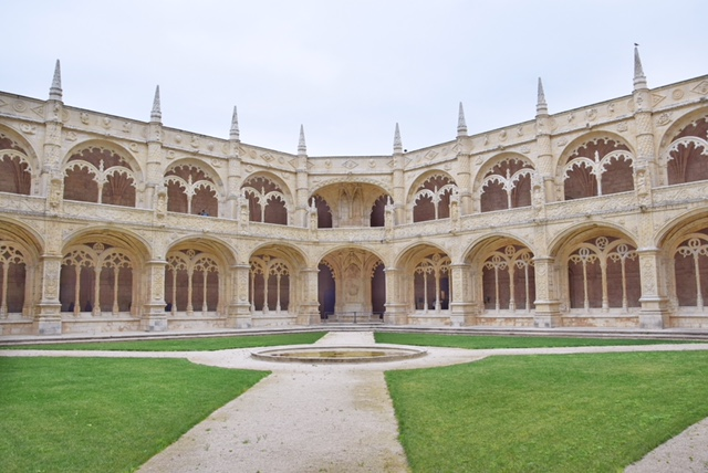 Chiostro Monastero do Jeronimos