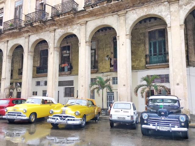 Auto d'epoca Havana Vieja