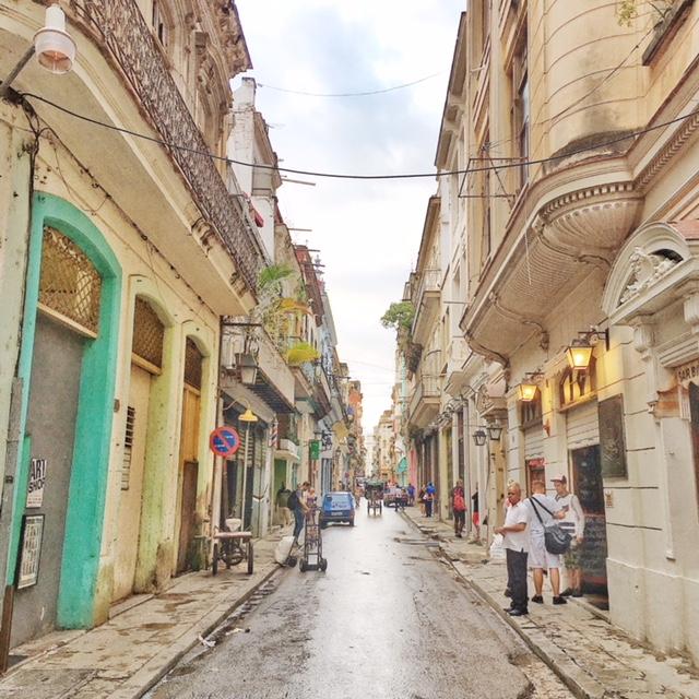 Scorcio Havana Vieja