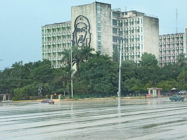 Che Guevara Plaza de la Revolucion