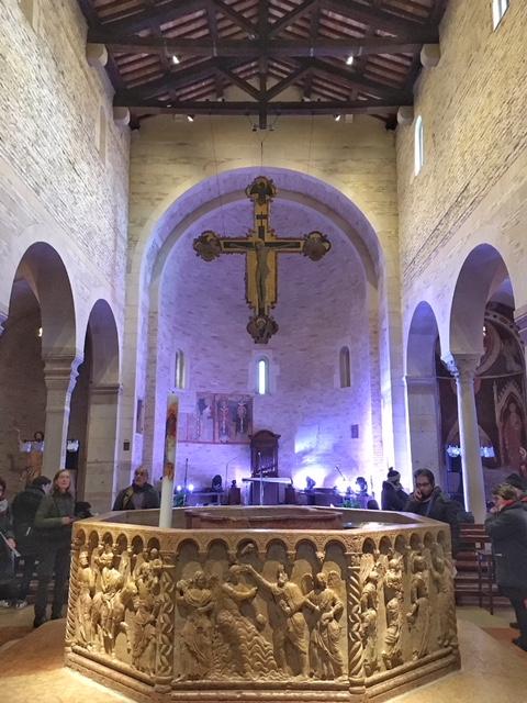Battistero Cattedrale Verona