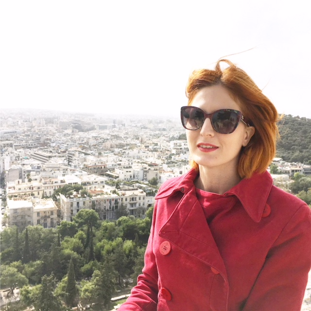 Vista su Atene da Acropoli