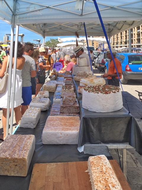 sapone Marsiglia porto vecchio
