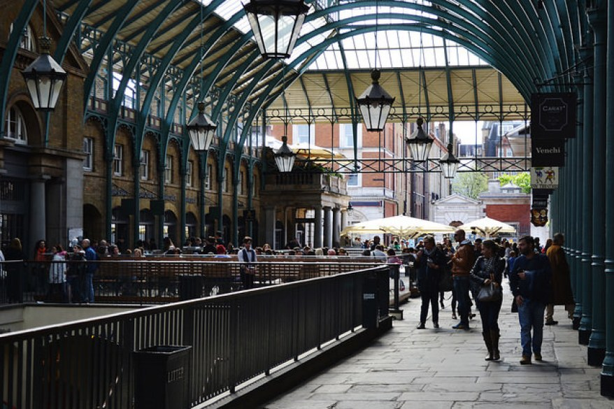 Covent Garden Londra