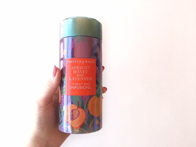 Apricot Honey & Lavender Fortnum & Mason