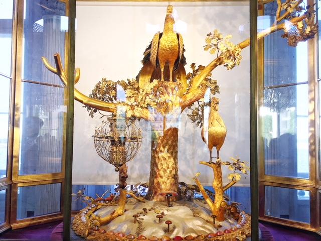 Orologio del Pavone Hermitage