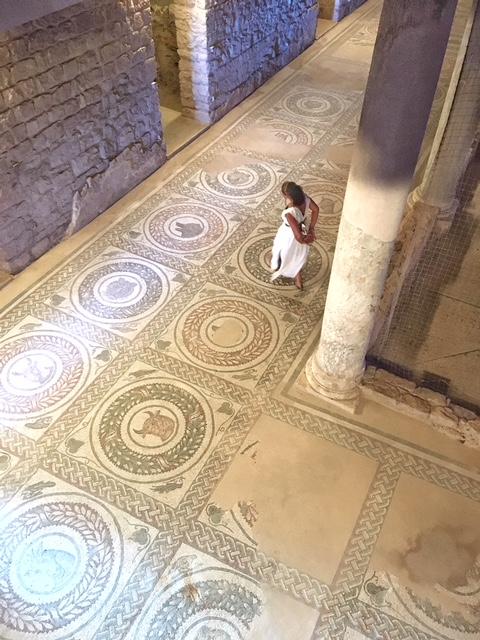 Suoni e Luci alla Villa Romana del Casale