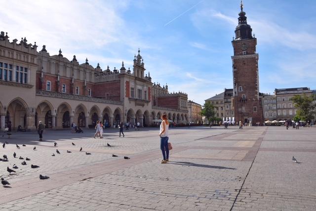 Piazza del Mercato di Cracovia (Rynek Glowny)