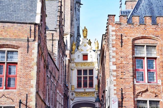 Architettura Bruges