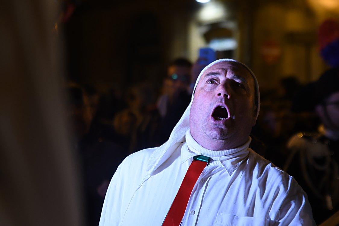 Lamentatori Piazza Armerina Pasqua