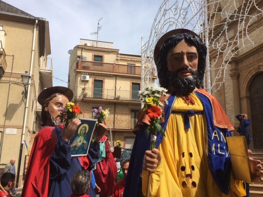 Santoni Aidone Settimana Santa Pasqua