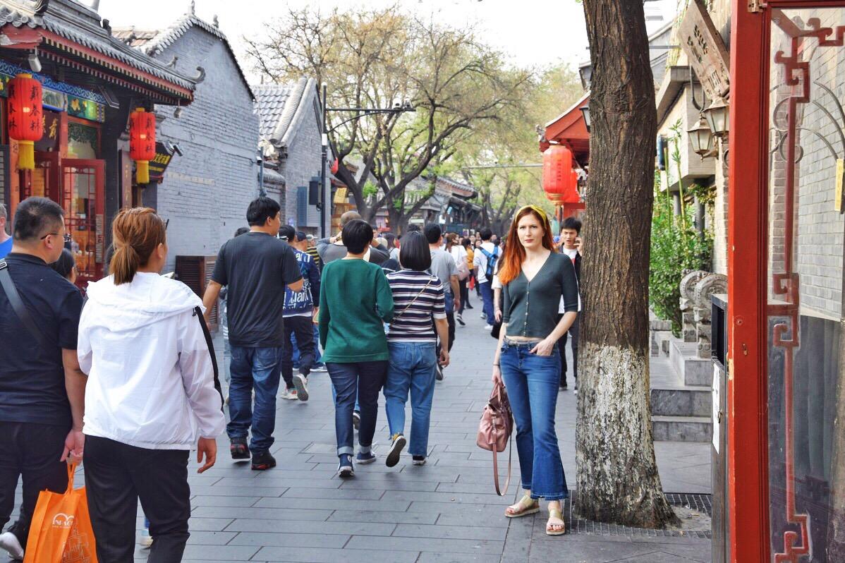 Hutong di Beijing