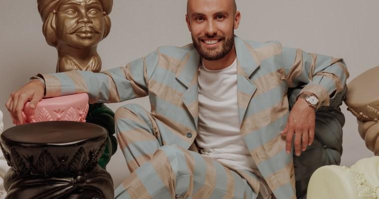 ReMade in Sicily: le teste di moro pop e super leggere di Michael Milesi