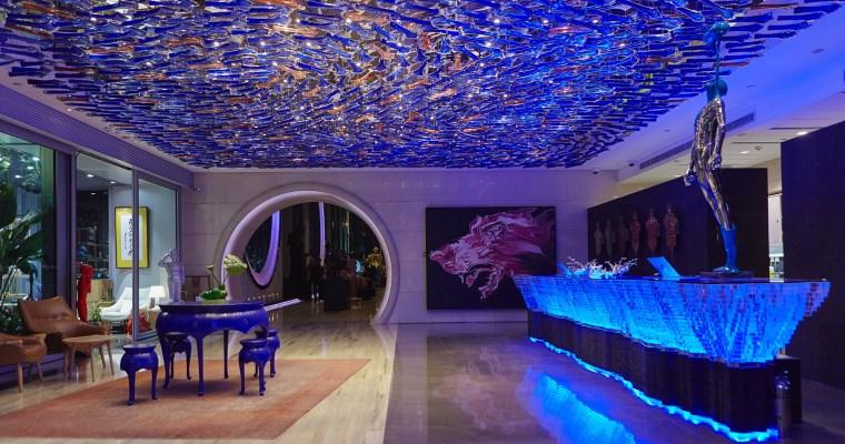 Éclat Hotel, imperdibile hotel d'arte nel cuore di Pechino