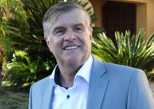 Helmut Flasch, CEO, Flasch International