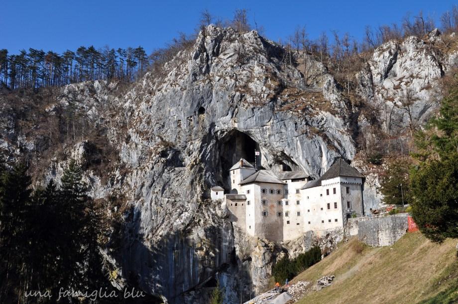 alla scoperta di un castello incantato in Slovenia