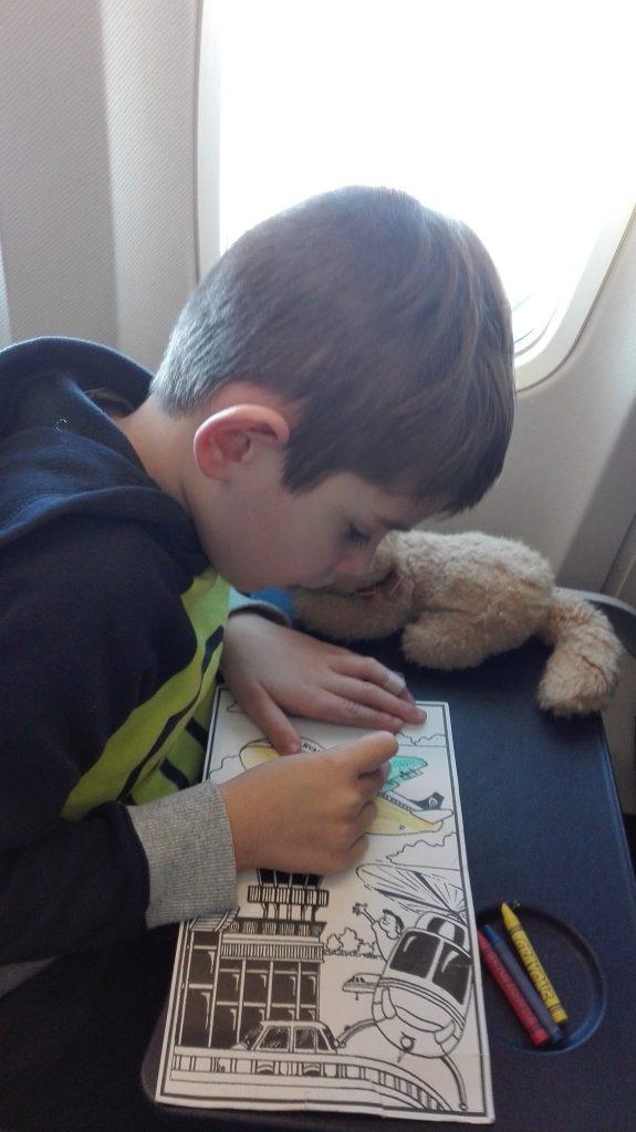 aereo e autismo