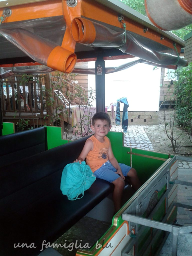vacanza a Riccione con bambini