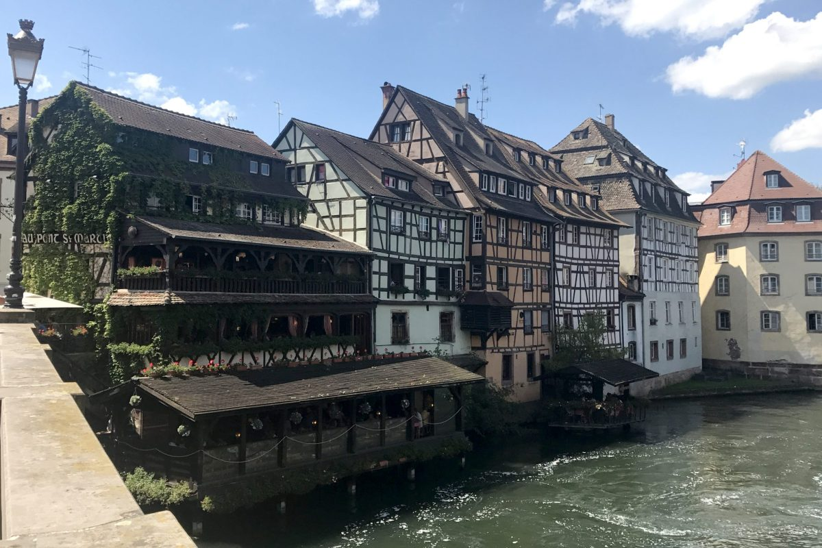 Inizia il viaggio: Strasburgo e Gand, 2 piacevoli sorprese