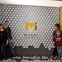 Museo delle illusioni di Lubiana, divertimento assicurato!