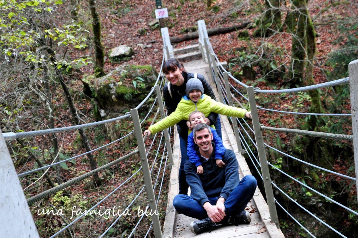 Dove andare in viaggio in Slovenia con i bambini