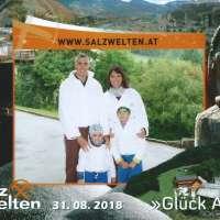 Miniere di sale di Salisburgo con i bambini: divertimento ad Hallein