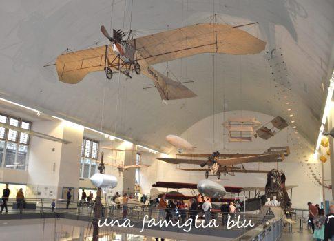 aerei al deutsches museum