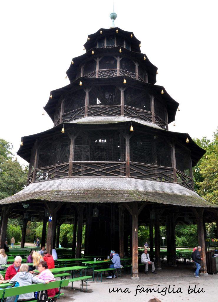 torre cinese englischer garten