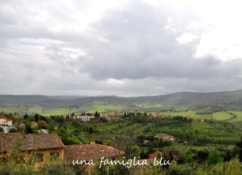 vacanza in Toscana il nostro itinerario con i bambini