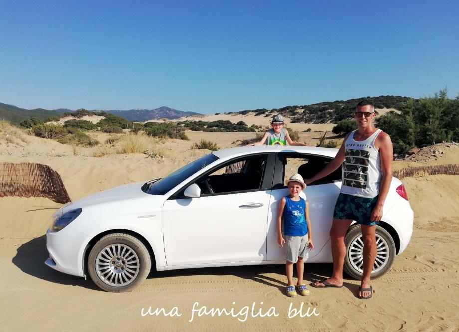 Noleggiare la macchina in Sardegna con Goldcar