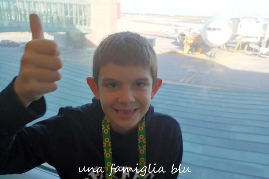 viaggi aereo autismo