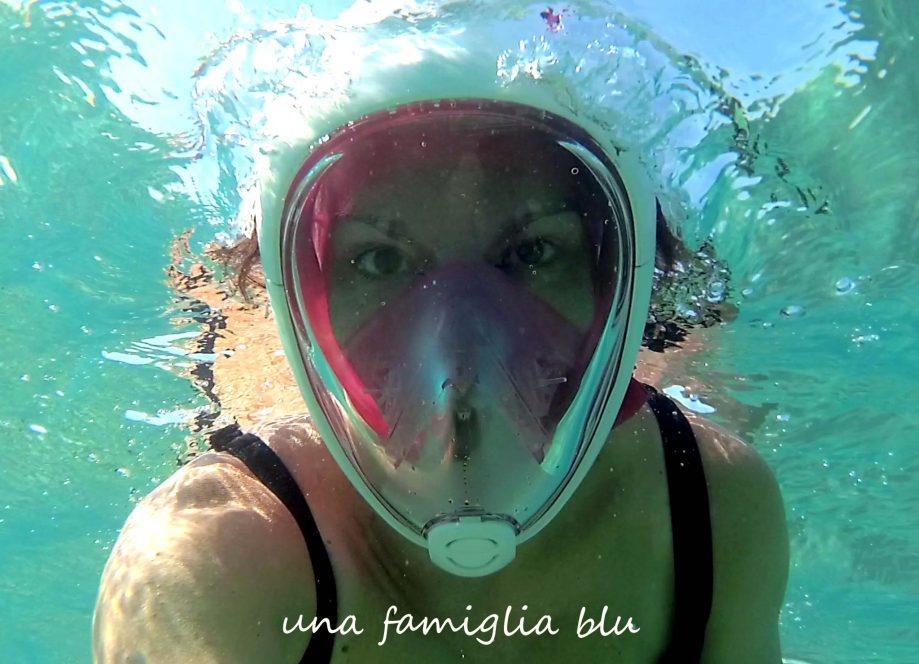 maschera easybreath decathlon junior snorkeling