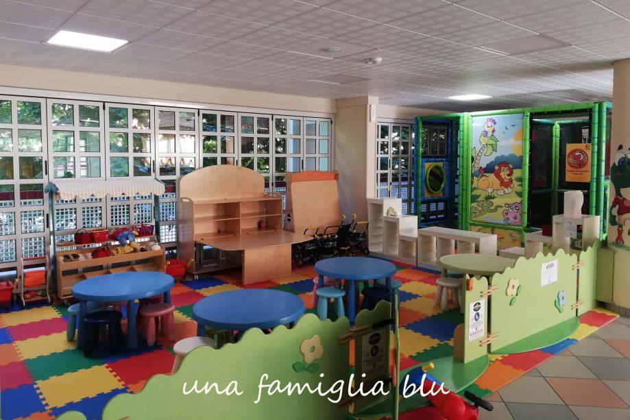 sala giochi dell'Aparthotel Imperial di Bibione