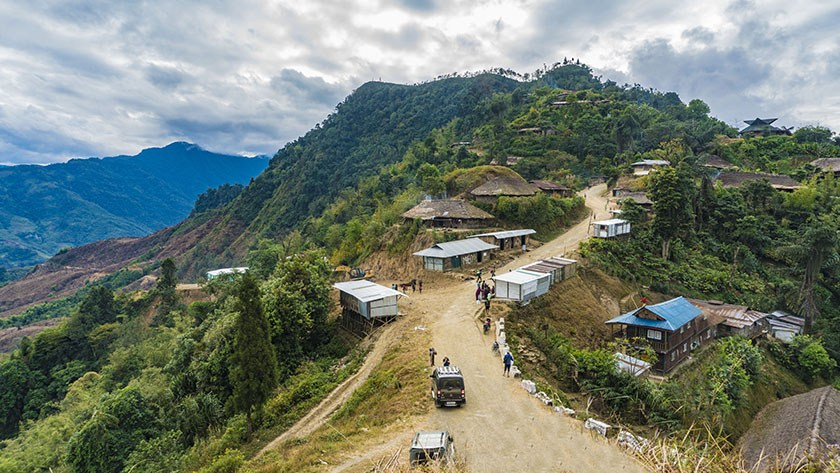 What are some travel tips for northeast India?