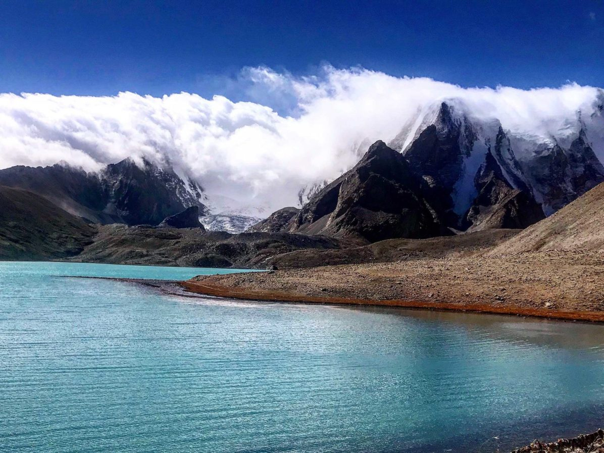 How to plan your travels to Gurudongmar Lake?