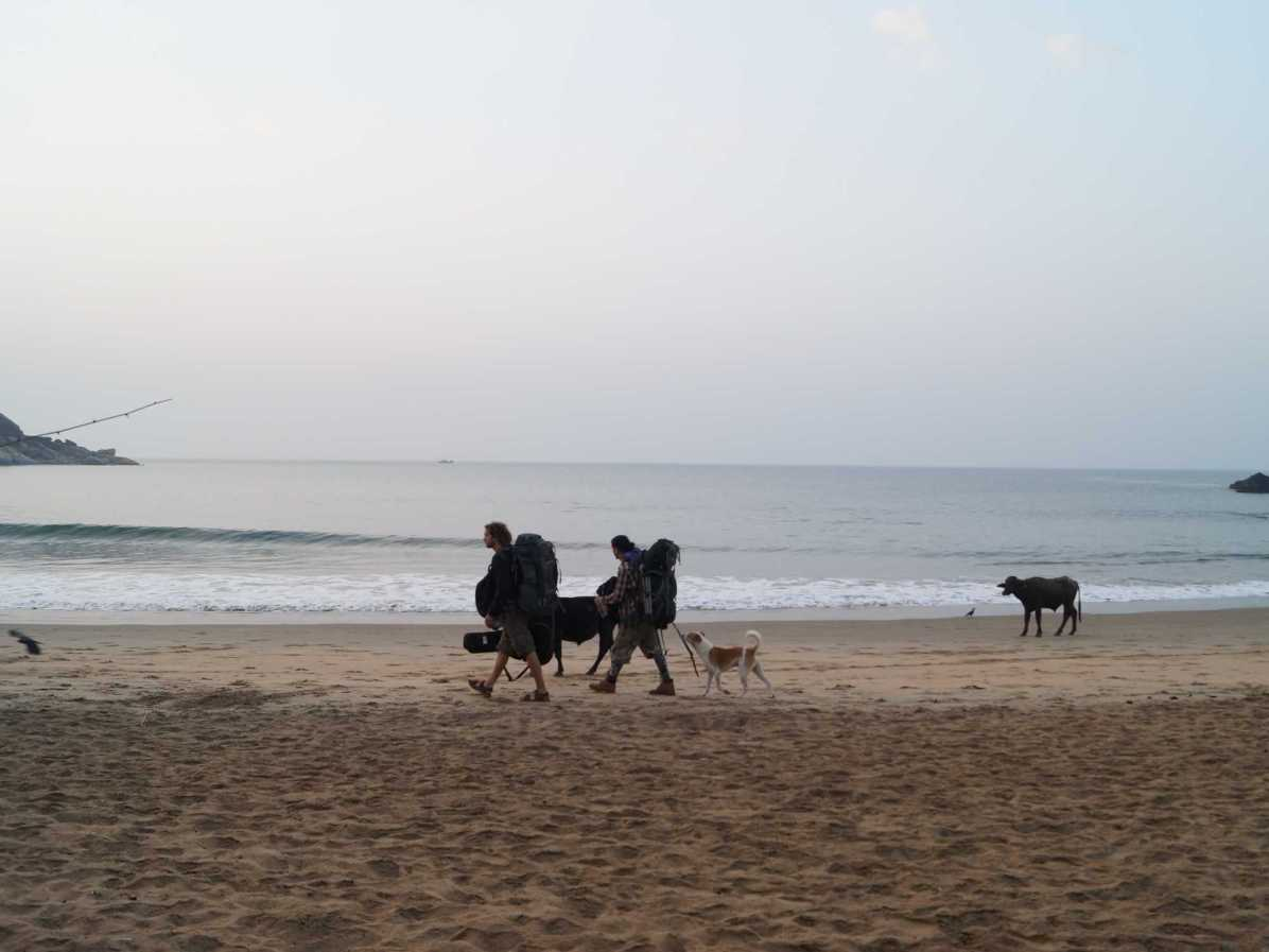 Why is Gokarna a must-visit backpacking destination in India?