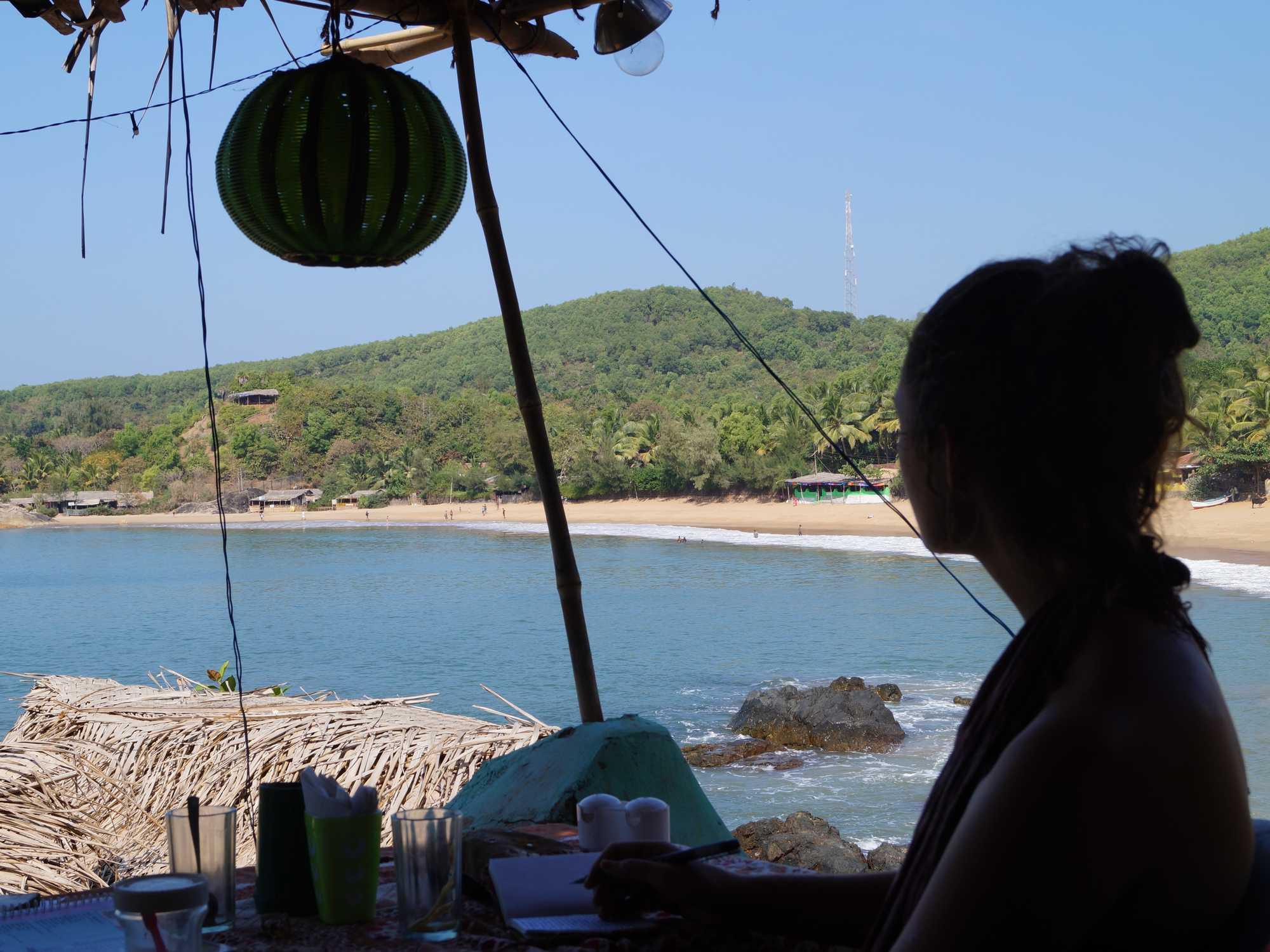 What's the beach life in Gokarna like?